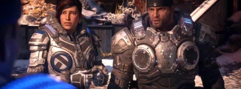 از بازی «Gears of War 5» رونمایی شد