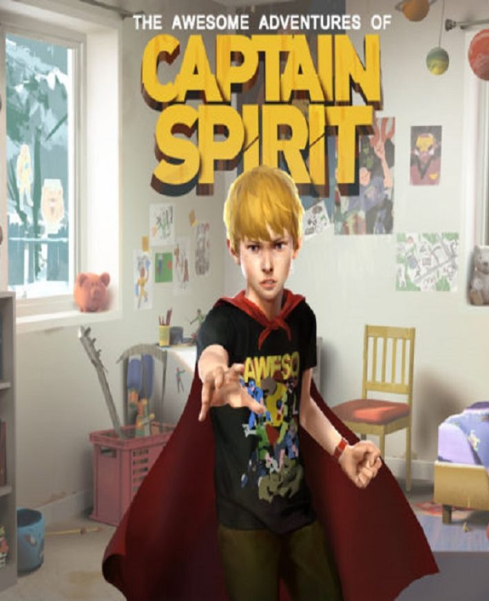 نقد و بررسی The Awesome Adventures of Captain Spirit