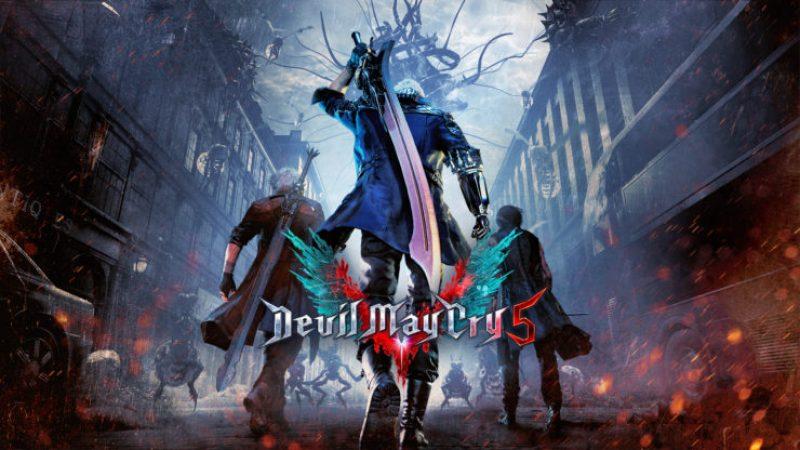 اطلاعات و گیمپلی جدیدی از «Devil May Cry V» در «Games Com 2018» منتشر خواهد شد