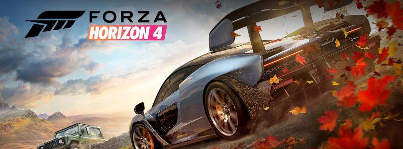 تریلر معرفی عنوان «Forza Horizon 4» در E3 2018