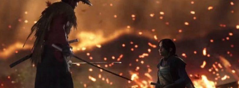 تریلر گیمپلی عنوان «Ghost of Tsushima» در E3 2018