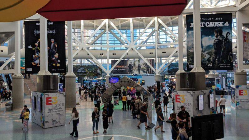 گزارش حضور بازی سنتر در E3 2018