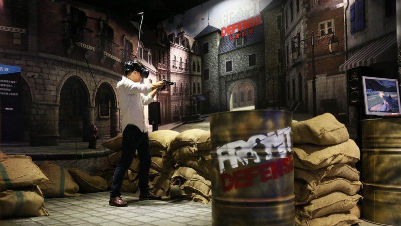 چرا خانههای آرکید VR میتوانند راه رستگاری واقعیت مجازی باشند