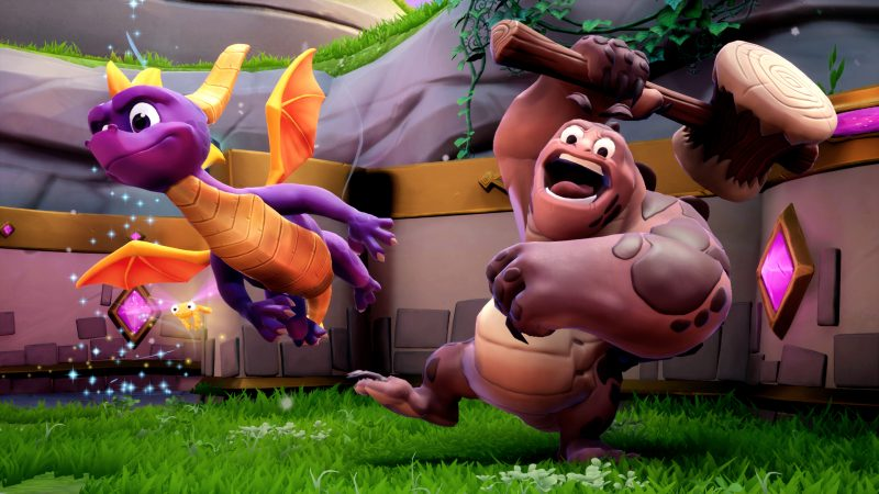 عنوان «Spyro Reignited Trilogy» تاخیر خورد