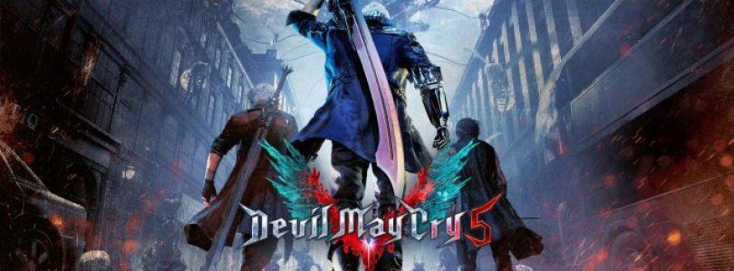 Gamescom 2018: تاریخ عرضه Devil May Cry 5 اعلام شد + تریلر جدید