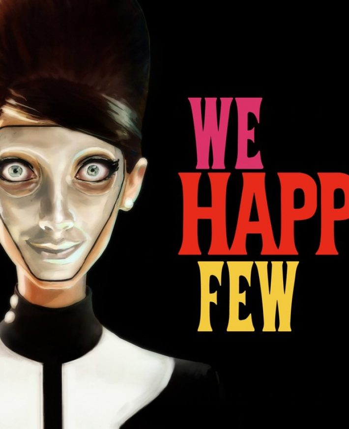 We Happy Few نقد و بررسی We Happy Few