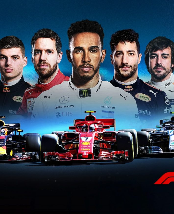 نقد و بررسی F1 2018