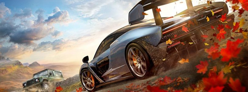تریلر هنگام عرضه عنوان Forza Horizon 4