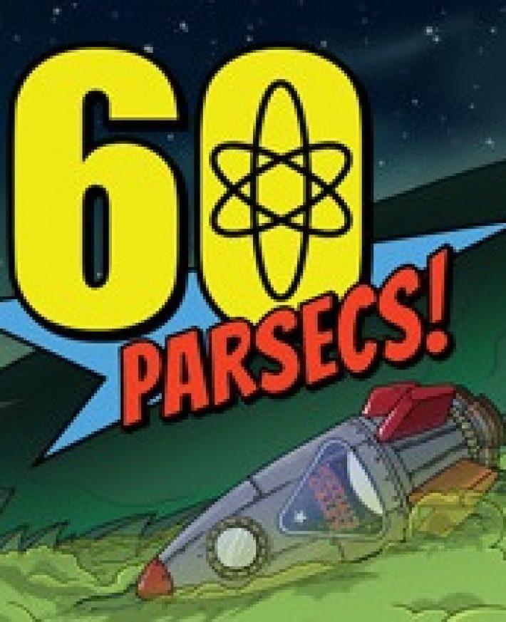 نقد و بررسی بازی ۶۰Parsecs