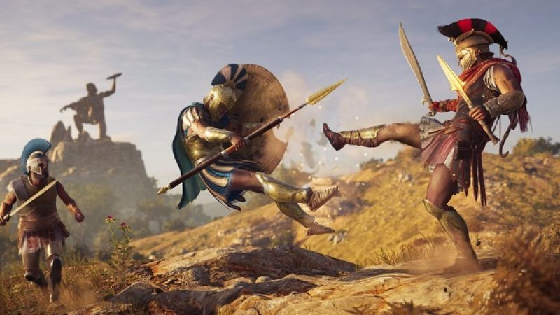 عنوان «Assassin's Creed Odyssey» به بهترین لانچ این سری در نسل هشتم تبدیل شد
