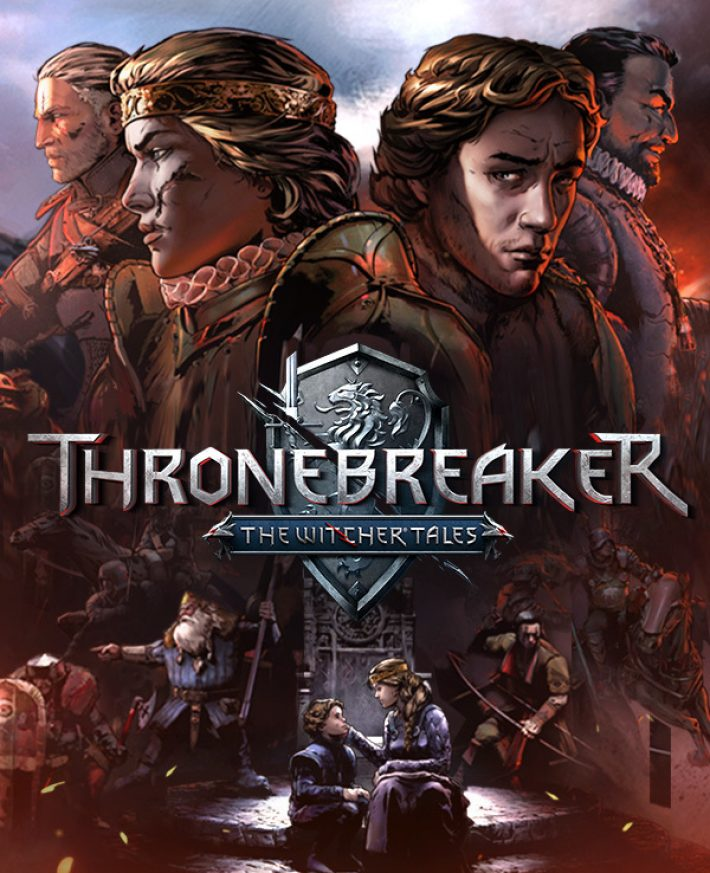 بررسی بازی Thronebreaker: The Witcher Tales