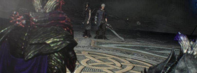 تریلر جدید بازی Devil May Cry 5 منتشر شد  دمو انحصاری برای Xbox One