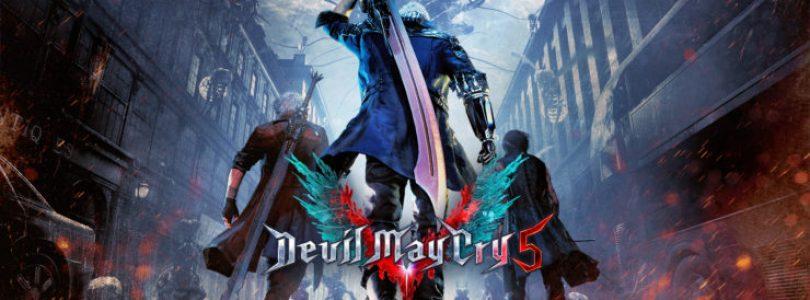 استریم اختصاصی بازیسنتر از دمو Devil May Cry 5