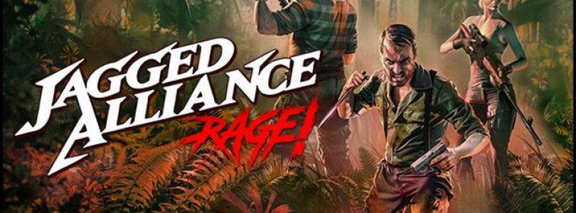 بررسی بازی Jagged Alliance: Rage!