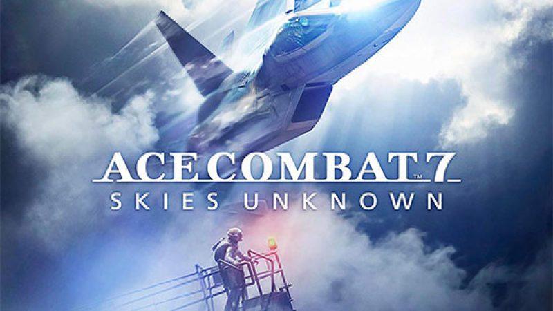 ace combat 7 بازی