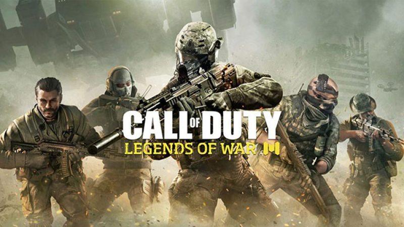 Call of Duty: Legends of War بخش چندنفره و زامبی را به موبایلهای اندرویدی میآورد