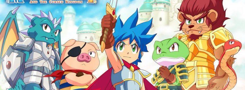 بررسی بازی Monster Boy And The Cursed Kingdom