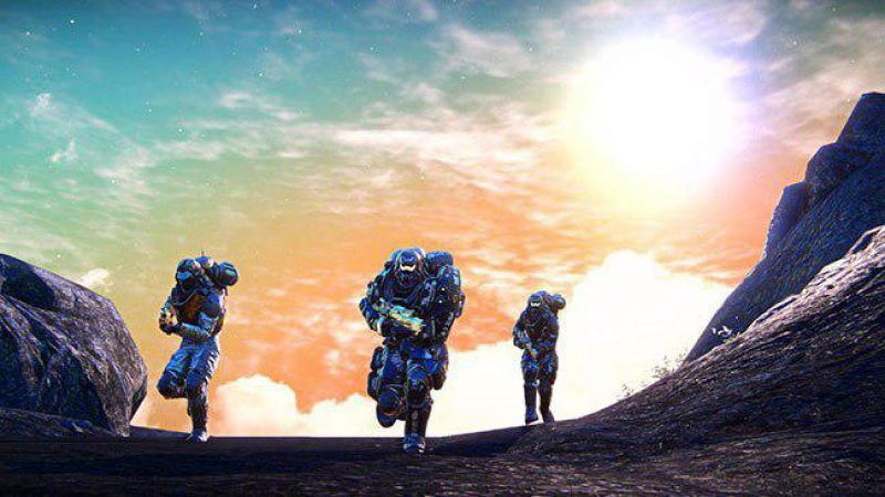 planetside arena بازی