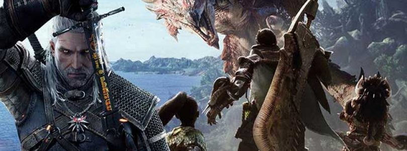 Monster Hunter World و Witcher بازی های