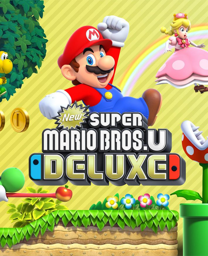 بررسی بازی New Super Mario Bros. U Deluxe