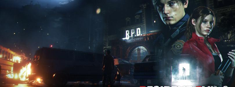 استریم اختصاصی بازیسنتر از دمو Resident Evil 2