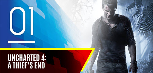 10 نمایش برتر E3 2015