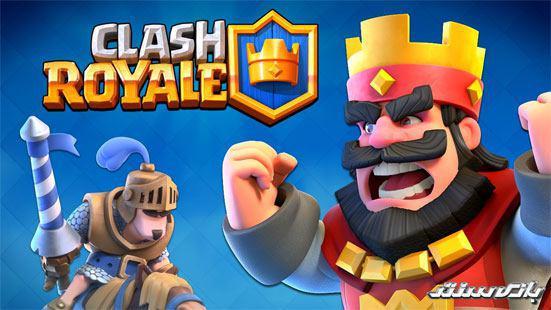 بررسی بازی Clash Royale