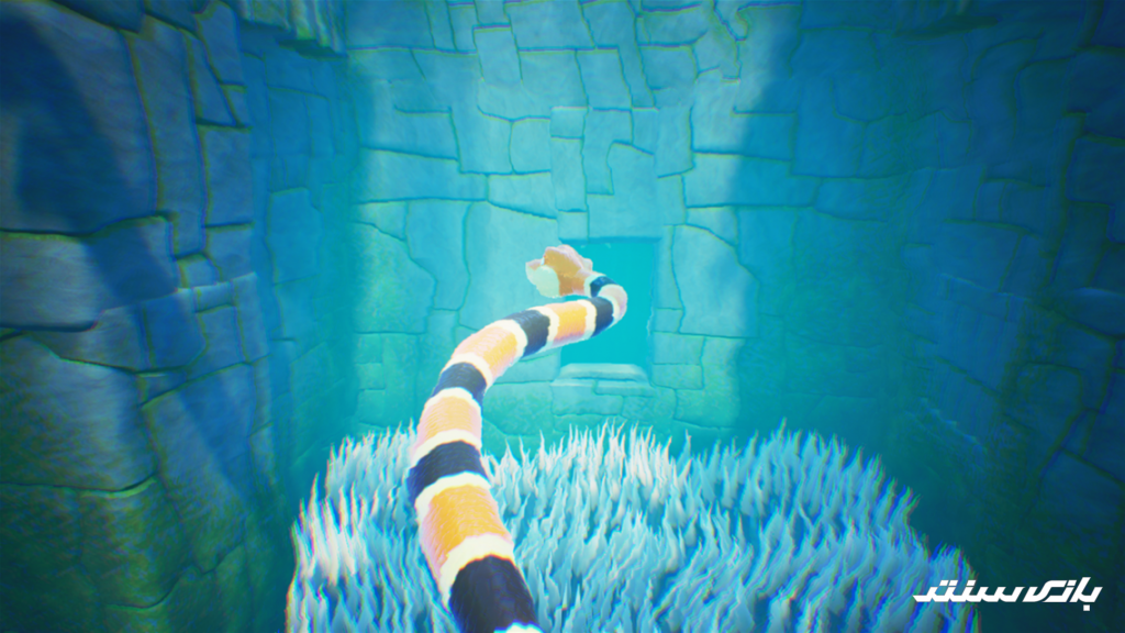 نقد و بررسی بازی Snake Pass
