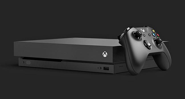 مایکروسافت Xbox One X