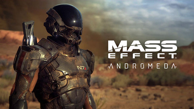 پچ جدیدی برای Mass Effect Andromeda