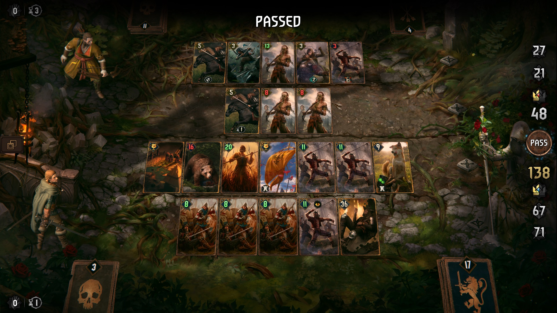 بازی Thronebreaker: The Witcher Tales
