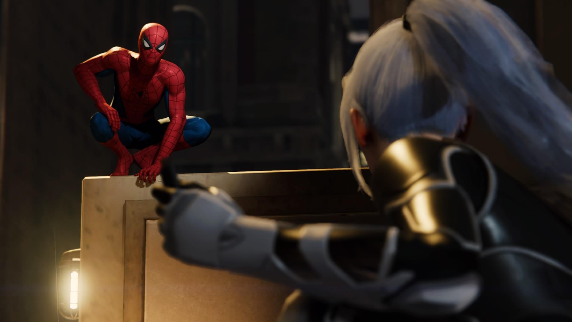 بازی Marvel's Spider-Man : The Heist
