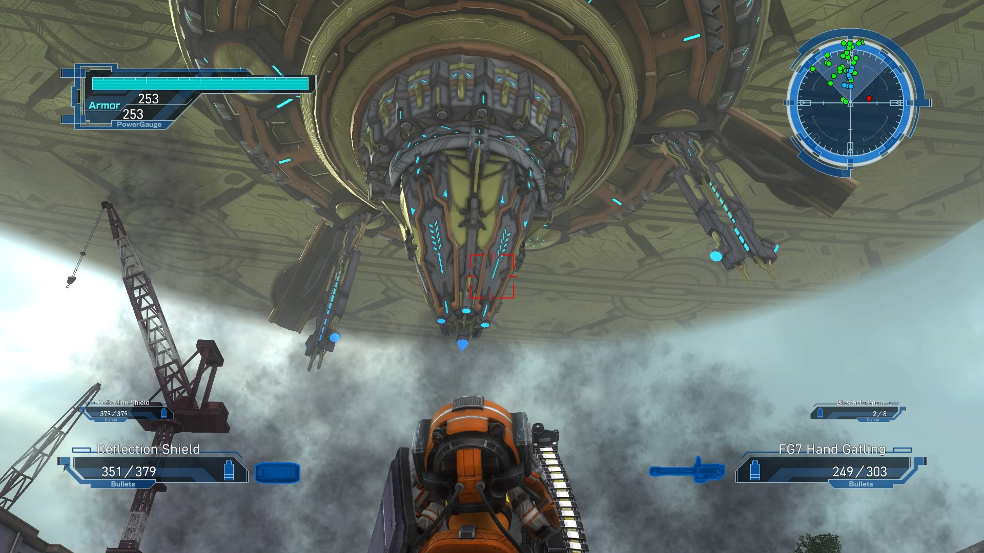 بازی Earth Defense Force 5
