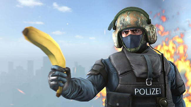 Counter Strike Go بازی