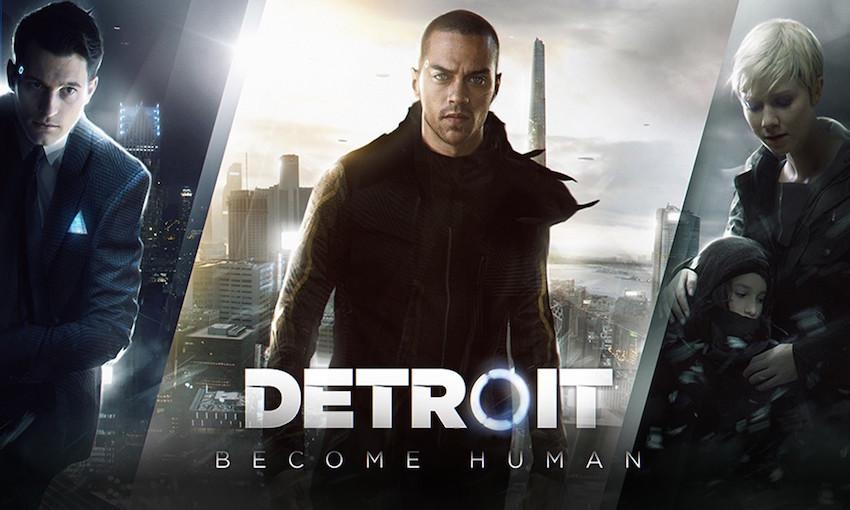 Detroit Become Human بازی