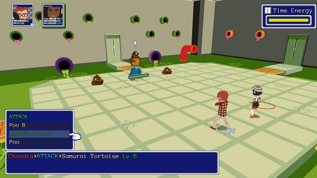 بازی YIIK: A Postmodern RPG