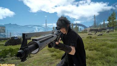 Photo of تصاویر و اطلاعات جدید از اسلحهها و ماشینآلات در Final Fantasy XV