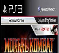 Photo of باکس آرت نسخه ی PS3 بازی MK ، به همراه Play as Kratos !