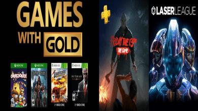 Photo of عناوین رایگان ماه اکتبر 2018 برای کاربران «PlayStation Plus» و «Xbox Live Gold» مشخص شدند