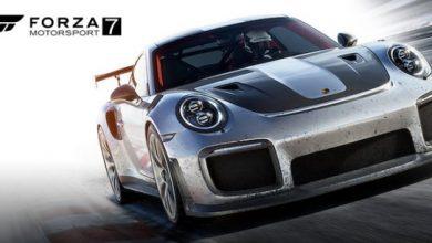 Photo of عنوان «Forza Motorsport 7» گلد شد