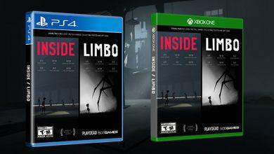 Photo of پک فیزیکی بازیهای Limbo/Inside برای کنسولها معرفی شد