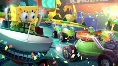Photo of بررسی بازی Nickelodeon Kart Racers
