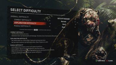 Photo of بازی «Shadow of the Tomb Raider»، در بخشهای مختلف گیمپلی، شامل درجات سختی متفاوتی خواهد بود