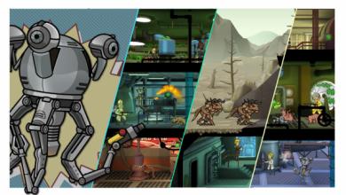 Photo of Fallout Shelter بر روی آندروید عرضه شد