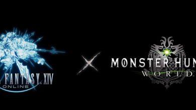 Photo of «Monster Hunter World» با «Final Fantasy XIV» کراس اور خواهد داشت
