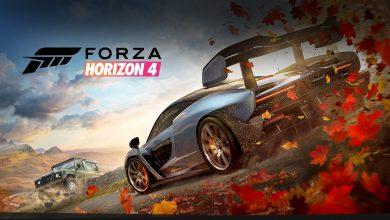 Photo of تریلر معرفی عنوان «Forza Horizon 4» در E3 2018