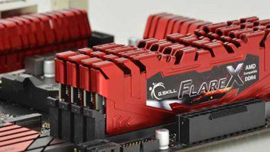 Photo of G.SKILL حافظه هایX Flare خود را با چیپست X399 عرضه کرد