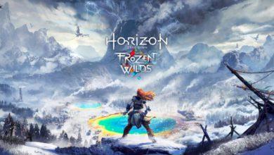 Photo of تریلر Horizon Zero Dawn: The Frozen Wilds