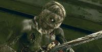 Photo of Shannon Justison در حال کار بر روی Resident Evil 6.
