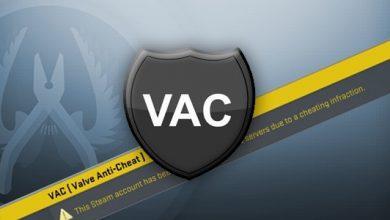 Photo of «Valve»  بیش از 90 هزار اکانت استیم را طی چند روز گذشته بن کرد